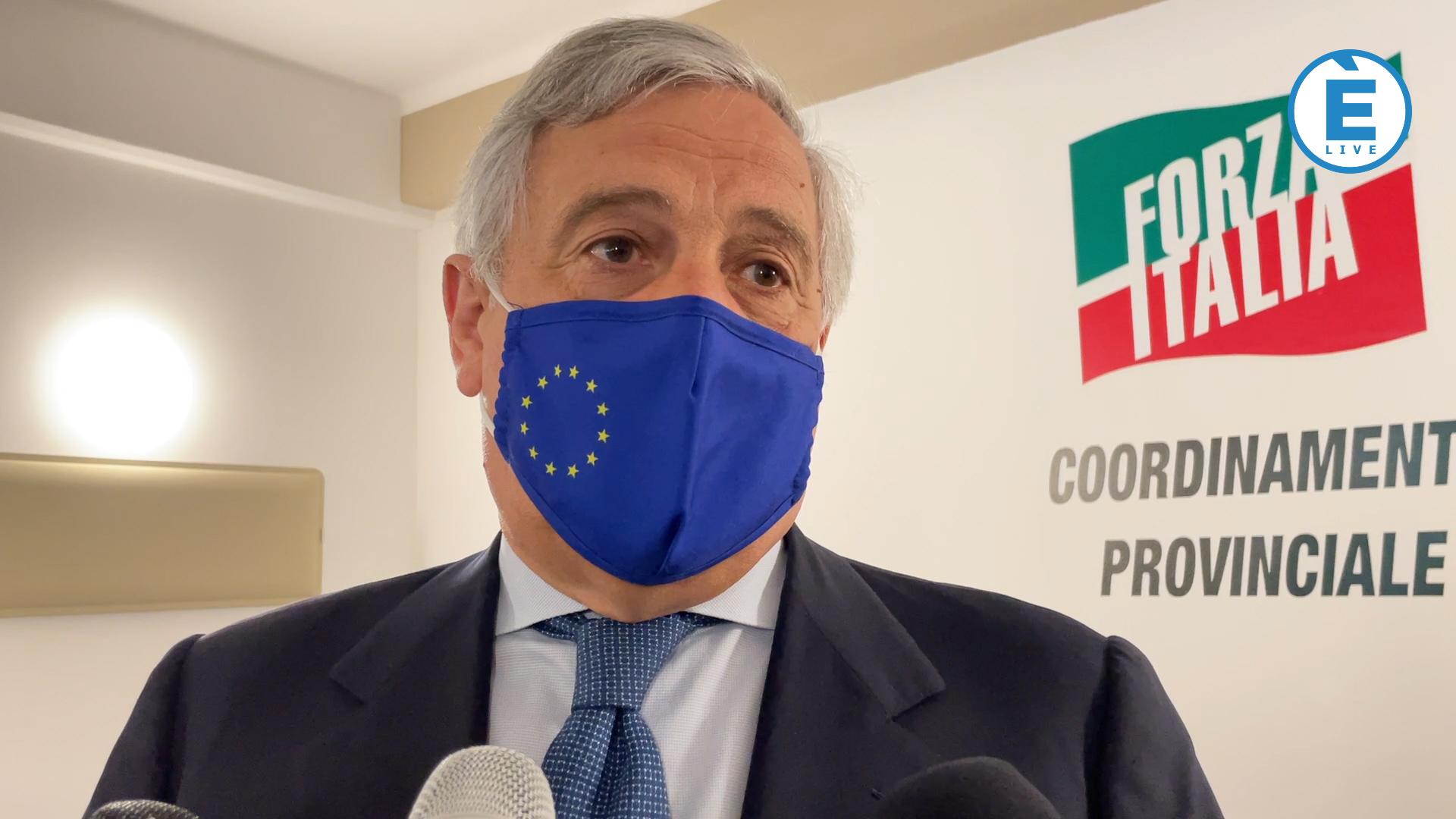 Tajani a Brescia: Recovery e ripartenza del turismo