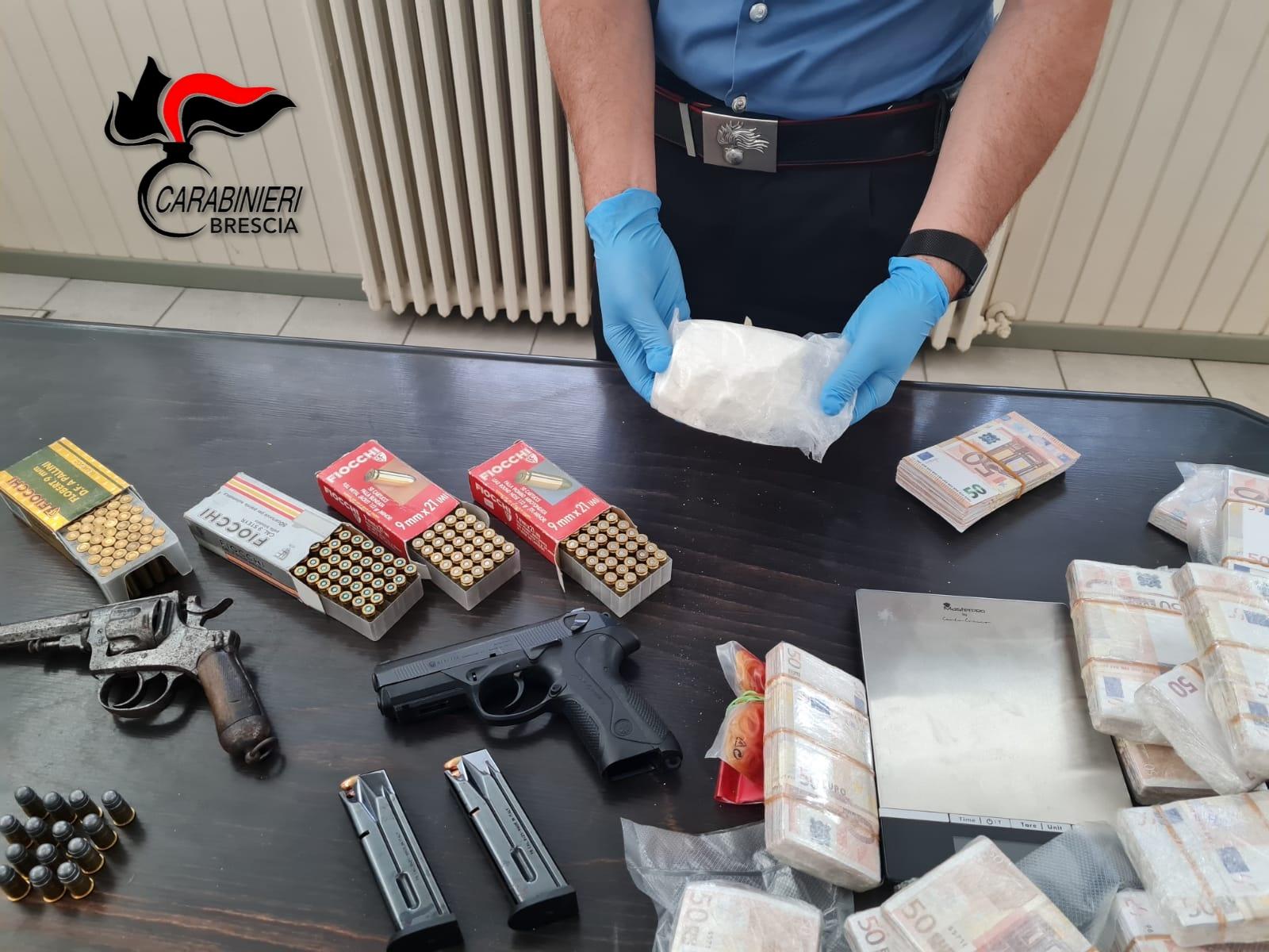 """Operazione antidroga """"Malocu"""", 11 arresti"""