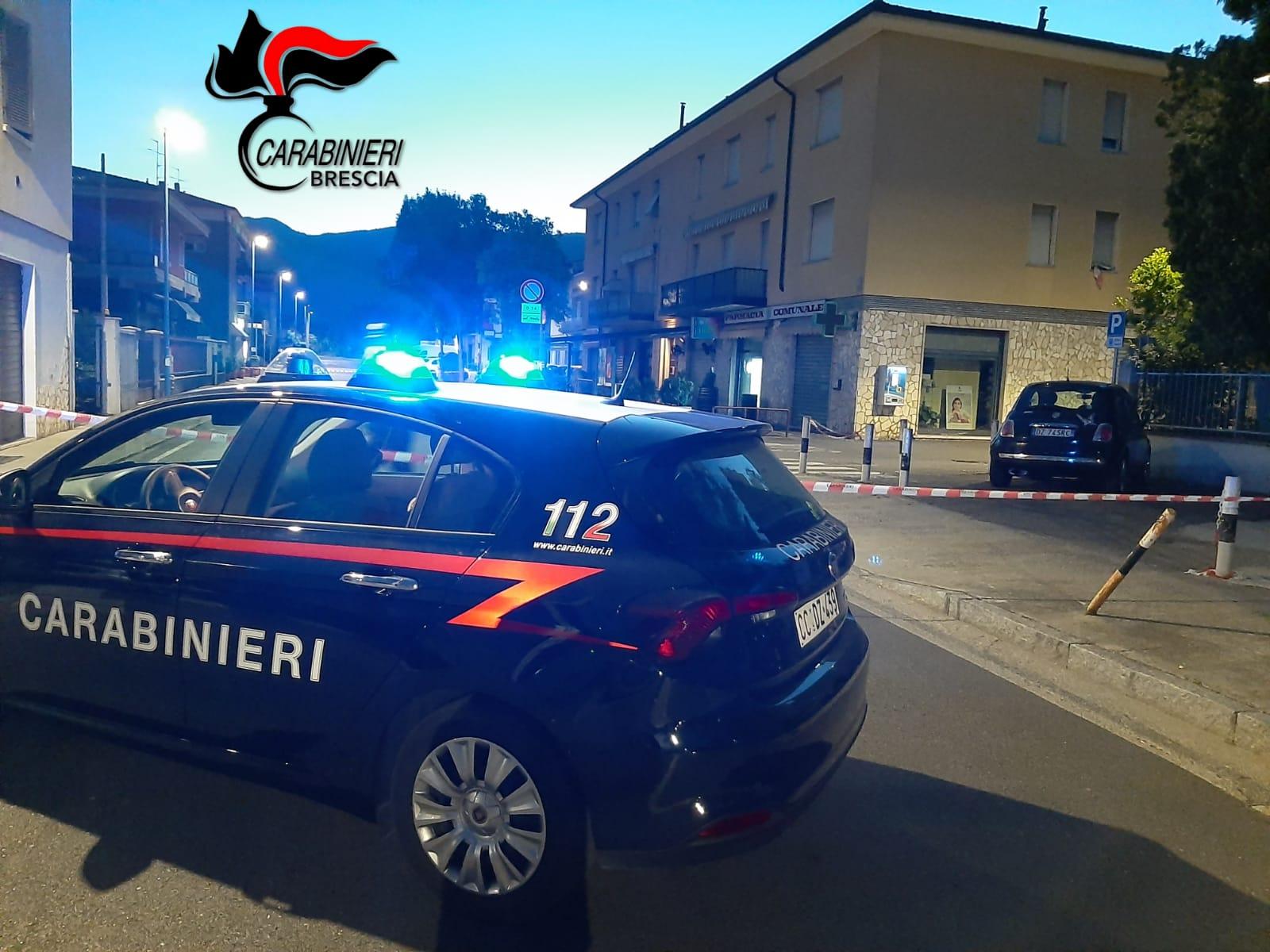 Gambizzato in strada a Brescia nella notte. Ferito un 66enne