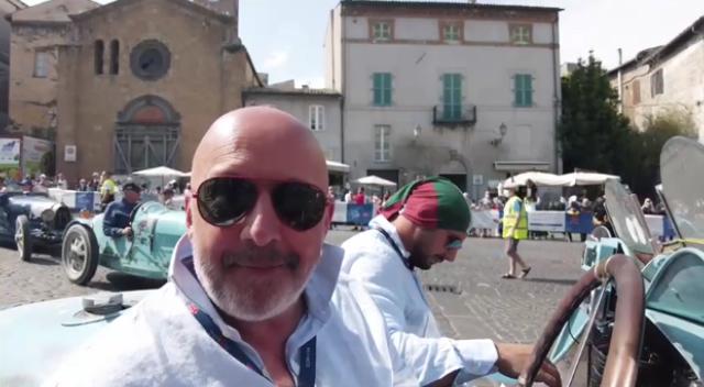 """Mauro Ferrari, ad Orvieto """"un Ferrari nei primi trenta c'è"""""""