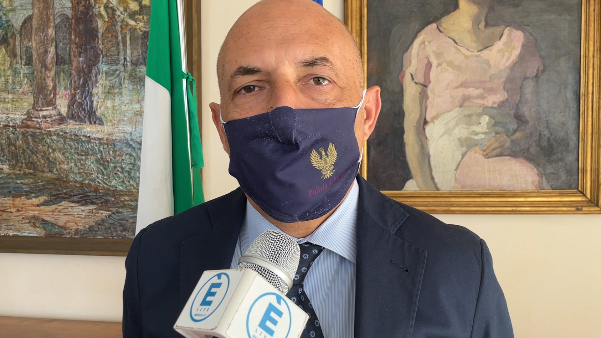 """Signer, """"Brescia è una città sicura ma in campo rinforzi e agenti in borghese"""""""