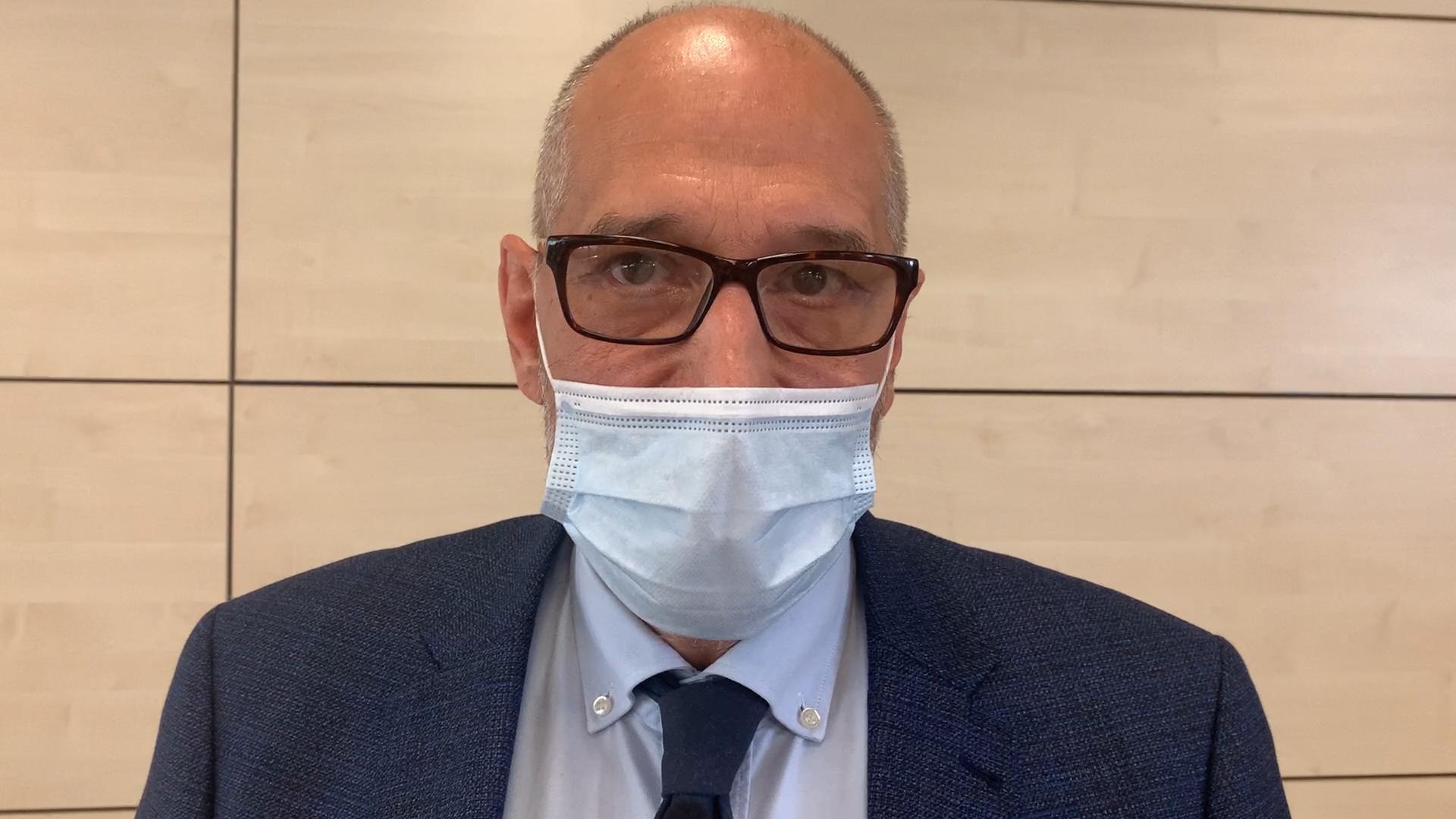 "Hotel e pandemia, Fantini: ""Lontani i numeri pre-covid"""