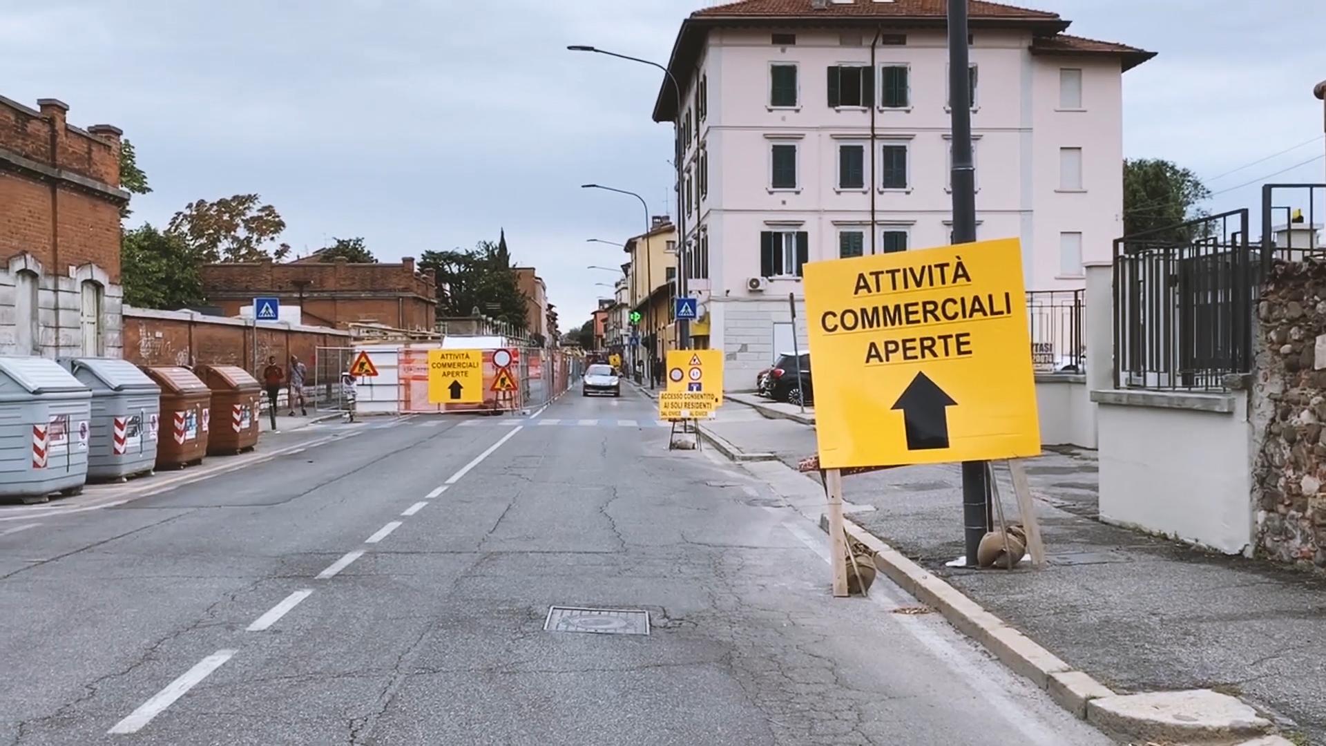Nuovo bando a sostegno delle attività di via Milano