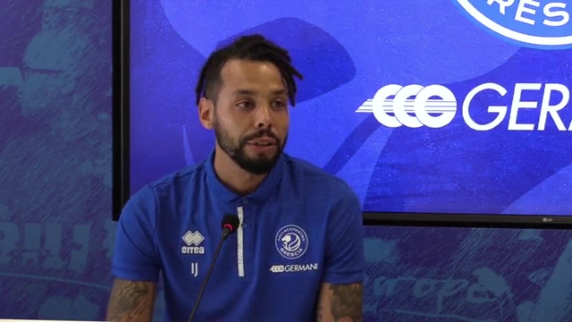 """Pallacanestro Brescia, Jankins si presenta: """"Voglio aiutare la squadra a crescere"""""""