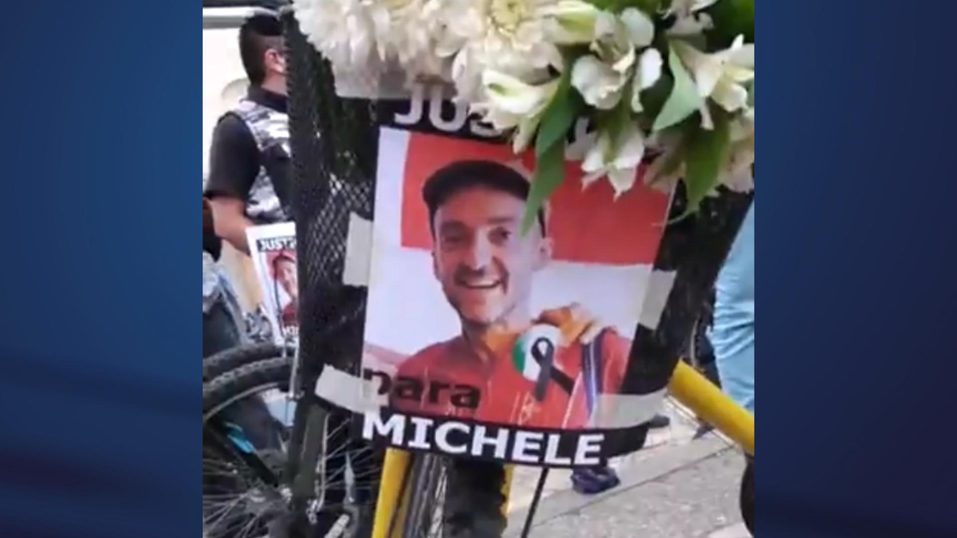 """""""Justicia para Miguel"""", il grido degli amici messicani"""