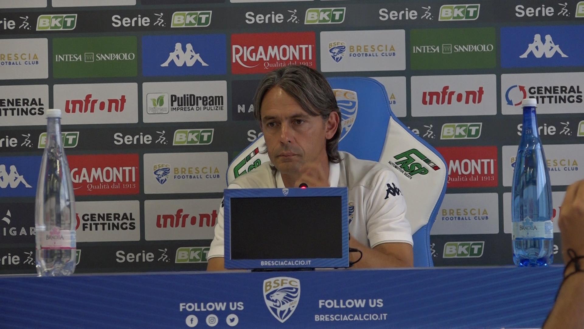 """Inzaghi: """"Possiamo migliorare, ma la squadra ha fatto una bella partita"""""""