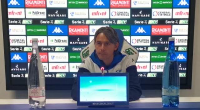 """Inzaghi, """"non mi è piaciuto l'atteggiamento sul 2-0"""""""