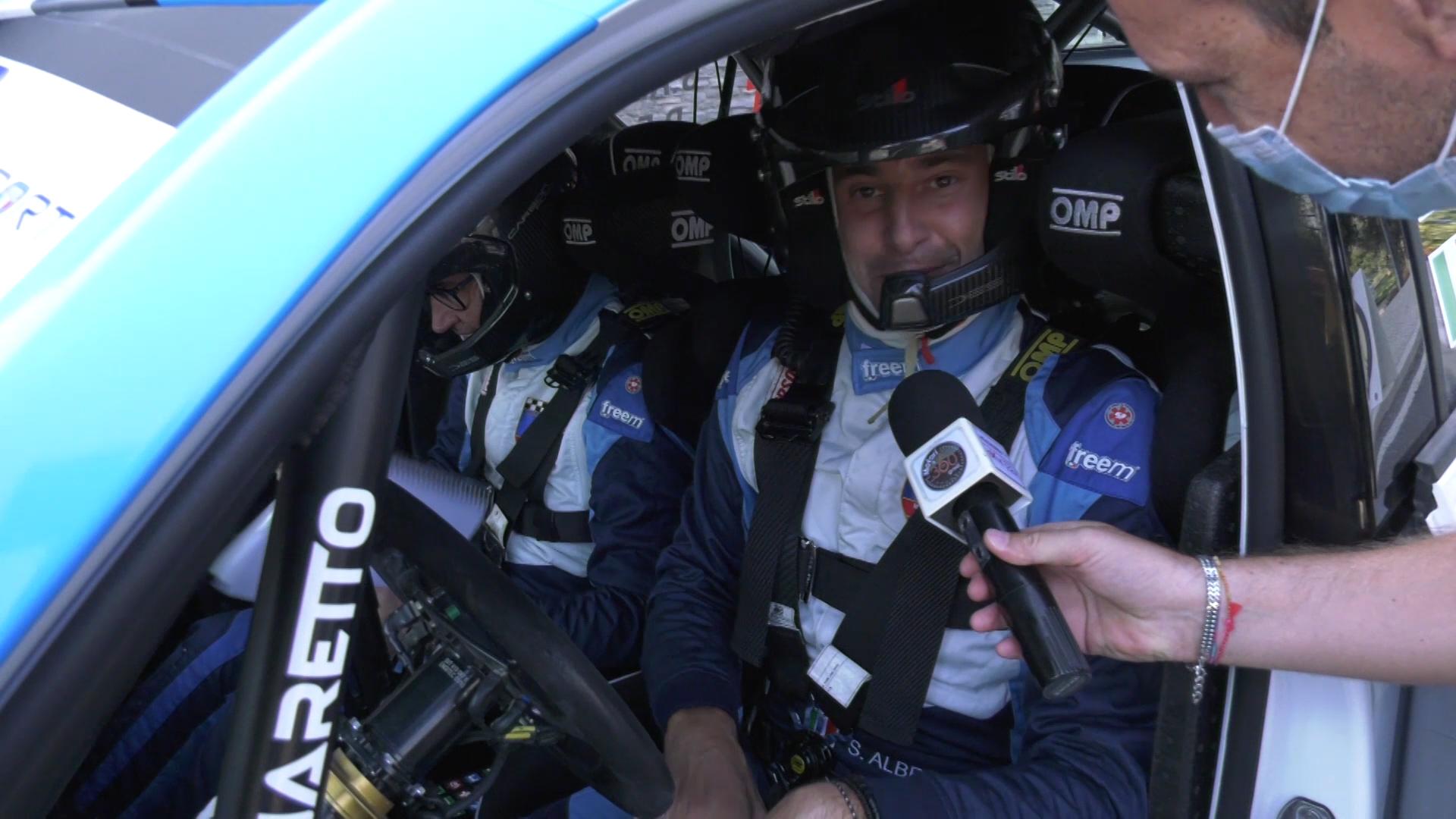Rally 1000 Miglia, vince Albertini. Stasera speciale Motori a 360°