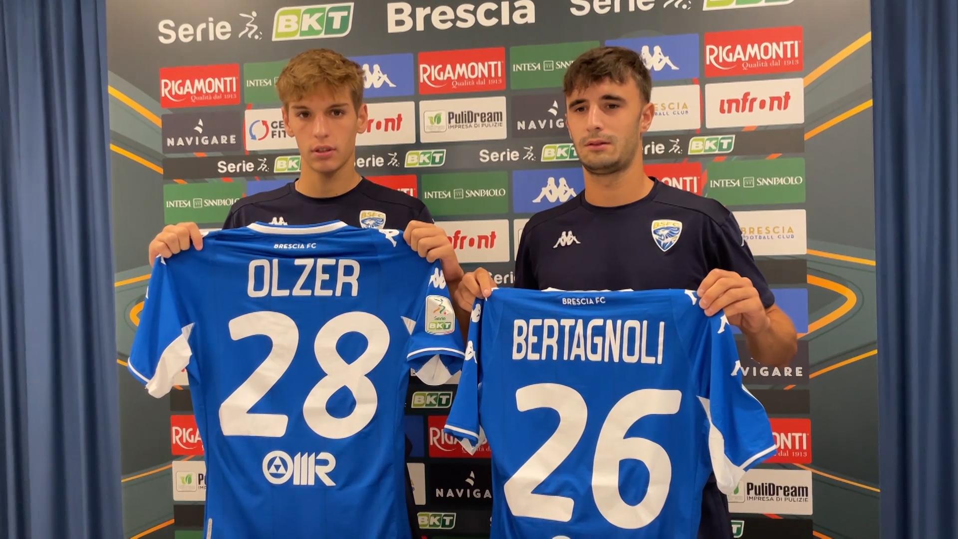 Brescia Calcio: ecco Olzer e Bertagnoli